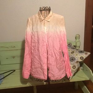 Jcrew perfect button down